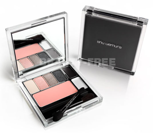 Shu Uemura The Art of Travel palette