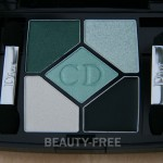 Christian Dior Green Design palette