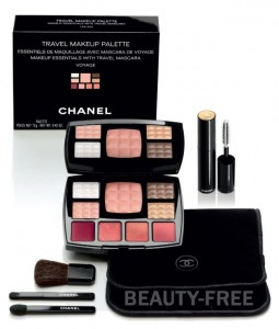 Chanel Travel Makeup Palette - Voyage