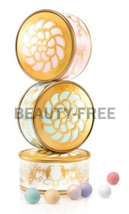 Guerlain Meteorites Miniatures Collection Asian Seasons