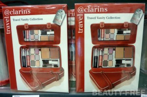 Clarins Travel Vanity Collection At Beauty Free
