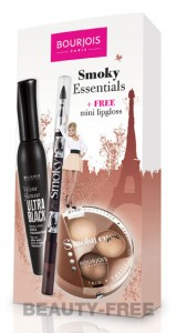 Bourjois Smoky Essentials set