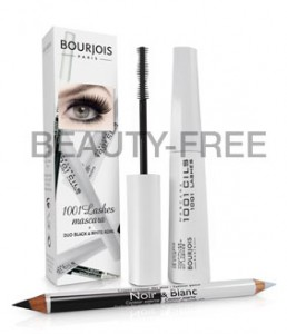 Bourjois 1001 Lashes Mascara set