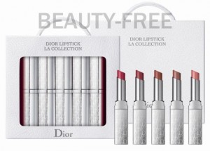 Dior Lipstick La Collection