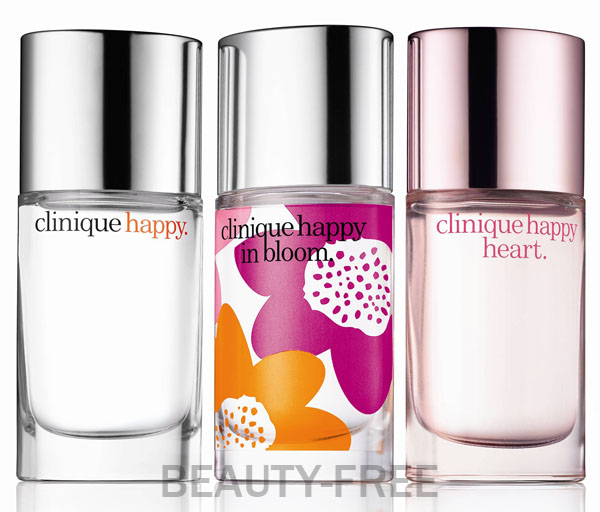 Clinique Happy, Happier, Happiest set