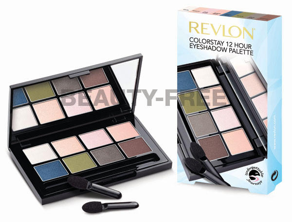 Revlon ColorStay 12-Hour Eyeshadow Palette