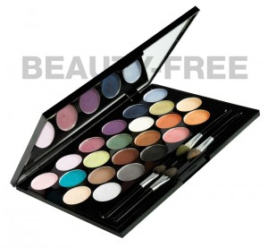 Gosh Eye Shadow Palette 22 colours