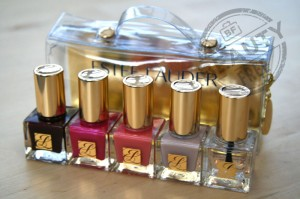Estée Lauder Pure Color Nail Lacquer Travel Collection