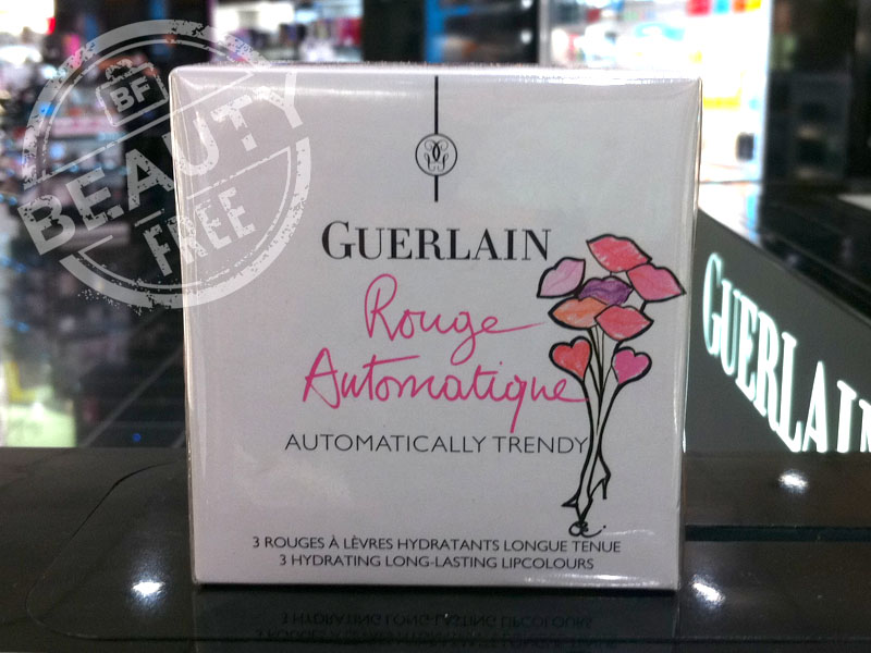 Guerlain Rouge Automatique Trio