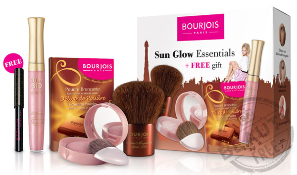Bourjois Sun Glow Essential set
