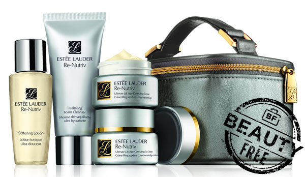 Estee Lauder Re-Nutriv Ultimate Travel Set