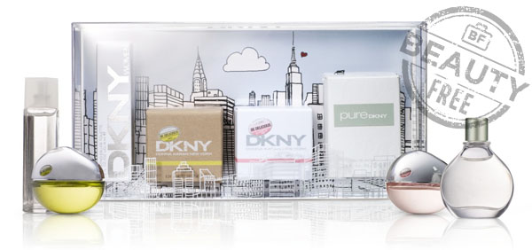House of DKNY Coffret