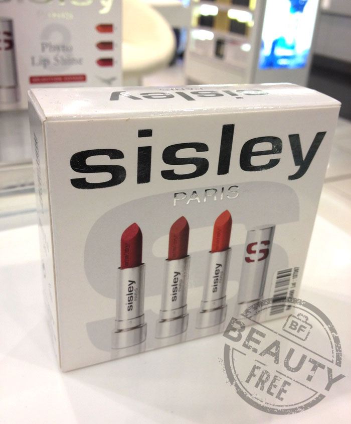 Sisley Phyto Lip Shine Selection Voyage