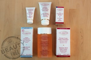 Clarins Take-Off Essentials