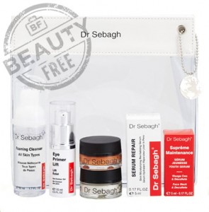 Dr Sebagh Travel Kit
