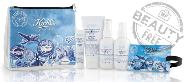 Kiehl's Travel-Tested Solutions